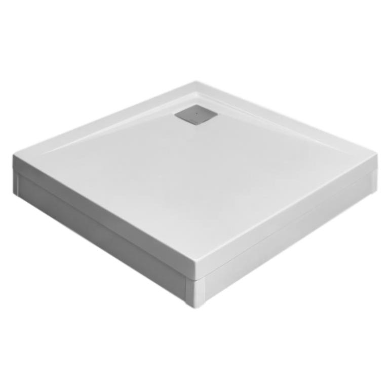 цена на Акриловый поддон для душа Radaway Argos C 100x100x15 белый
