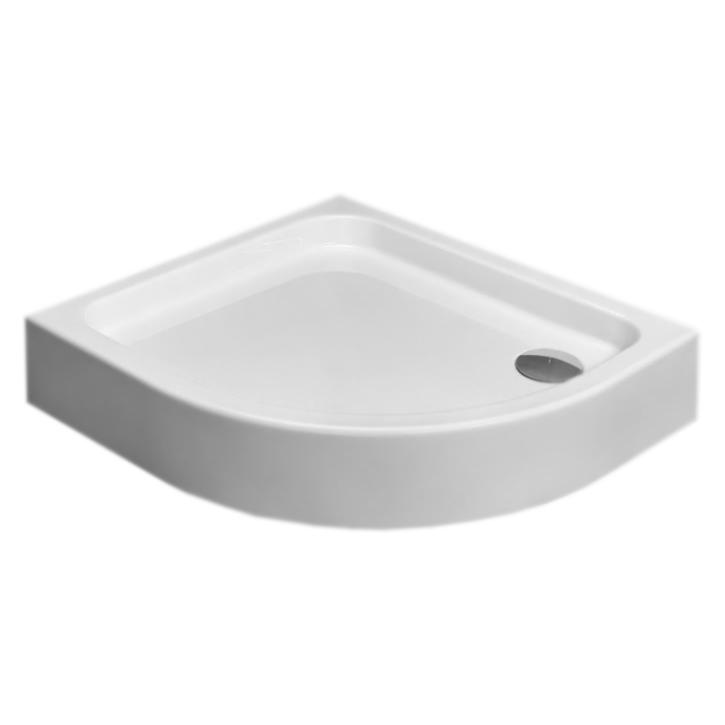 Siros E Compact 80x90x17 белый, в правый уголДушевые поддоны<br>Акриловый душевой поддон Radaway Siros E Compact SBE9817-1R 80x90x17 на базе из пенопласта, низкий, асимметричный.<br><br>Устойчивость к влаге и плесени<br>Эффективная изоляция шума воды<br>С первого прикосновения к поверхности чувствуется тепло<br>Поддон легко нагревается и медленно охлаждается<br><br>Монтаж, регулировка и комплектация:<br><br>Отверстие под сифон - 90 мм<br><br><br>При фирменном монтаже гарантийный срок: 5 лет.<br>