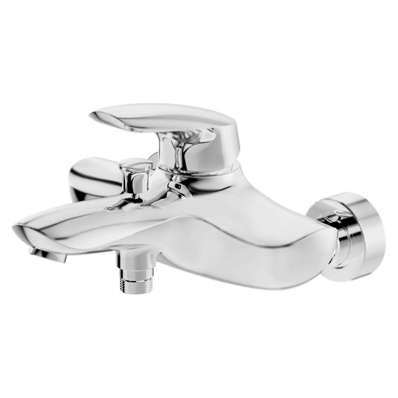 Смеситель для ванны AM PM Bliss L F5310064 Хром