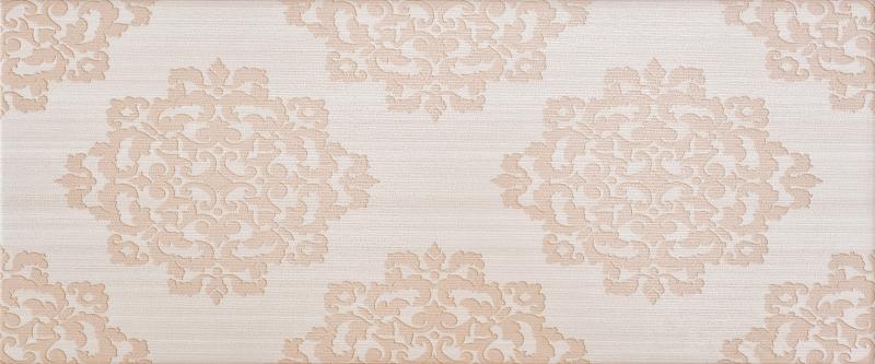 Керамическая плитка Gracia Ceramica Fabric beige wall 03 настенная 25х60