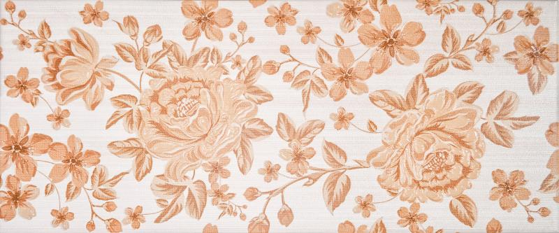 Керамический декор Gracia Ceramica Fabric beige decor 01 25х60