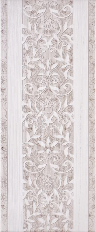 Керамический декор Gracia Ceramica Vivien beige decor 01 25х60 см цена 2017