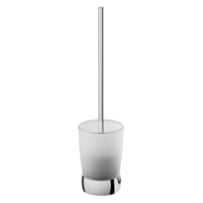Sensation A3033200 хром/матовое стеклоАксессуары для ванной<br>Напольный ершик для унитаза АМ РМ Sensation A3033200.<br><br>Материал: латунь/матовое стекло.<br>Покрытие: хром.<br>Высота: 448 мм.<br>Диаметр чаши: 106 мм.<br><br>