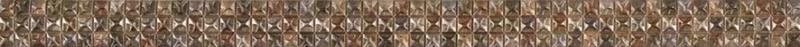 Керамический бордюр Rocersa Stucco Cen. Idea Gold 4,5х75 см цена в Москве и Питере