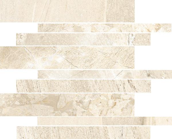 Керамическая мозаика Vives Ceramica World Flysch Mosaico Mutriku Beige 30х30 см стеклянная мозаика vidrepur astra beige бежевый 31 7х31 7 см