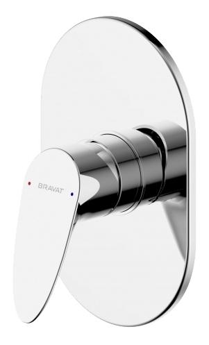 Drop PB84898CP-ENG ХромСмесители<br>Смеситель для душа Bravat Drop PB84898CP-ENG.<br>Дизайн: современный стиль. <br>Тип монтажа: встраиваемый . <br>Отверстия для монтажа: на 1 отверстие.<br>Материал : латунь. <br>Тип подводки: жесткая.<br> В наборе комплекта:  <br>смеситель, <br>крепления,<br>инструкция,<br>цвет изделия хром. <br>