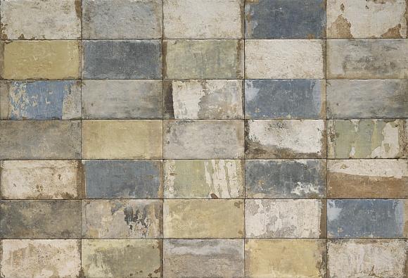 цена на Керамическая плитка Cir Havana Old Havana Mix настенная 10х20