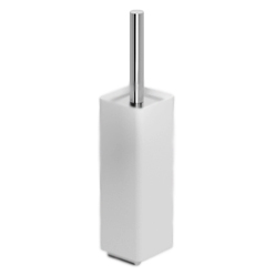 Living LV501301 Хром/белыйАксессуары для ванной<br>Ершик для унитаза Webert Living LV501301015 с настенным креплением, с квадратной чашей.<br><br>Покрытие: глянцевый хром.<br>Материал: высококачественная латунь/керамика.<br>Ширина чаши: 9 см.<br><br>