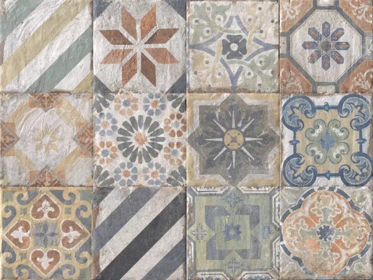 Керамическая плитка Cir Havana Finca Vigia Mix 12 универсальная 20х20 см стоимость
