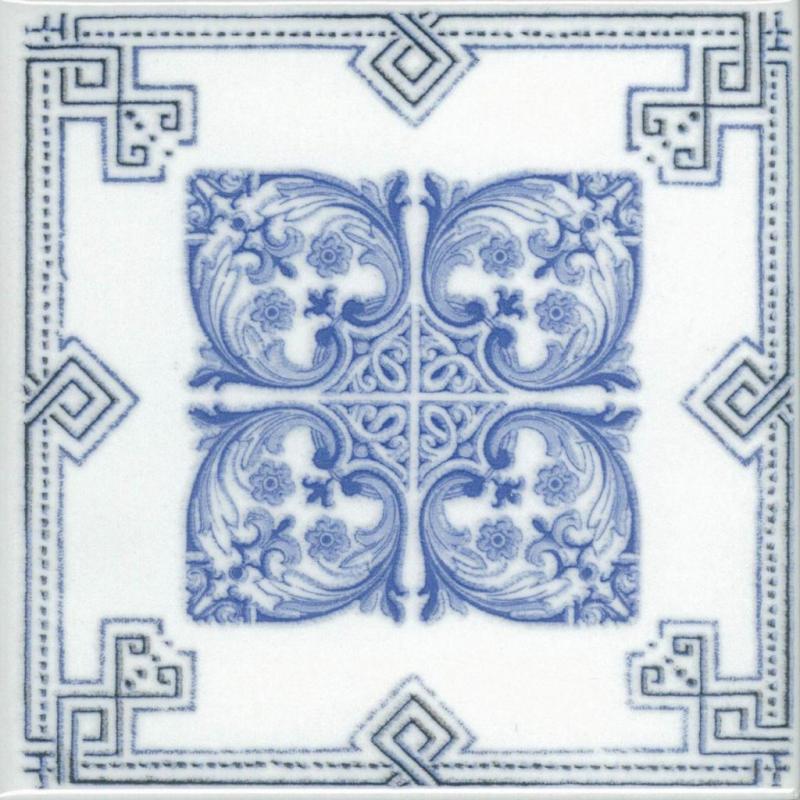 Керамический декор Absolut Keramika Fulham M2 Decor 20х20 см стоимость