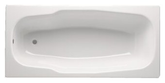 Atlantica 180x80 B80A БелаяВанны<br>Эмалированная прямоугольная стальная ванна Atlantica B80A. Стальные ванны обладают высокой прочностью к ударам. Их высококачественная эмаль устойчива к химическим воздействиям, со временем не потеряет свой блеск и сохранит безупречную гладкую поверхность. Ножки и ручки для ванны приобретаются отдельно.<br>