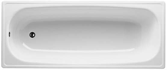 Стальная ванна BLB Europa B20E 120x70 без гидромассажа