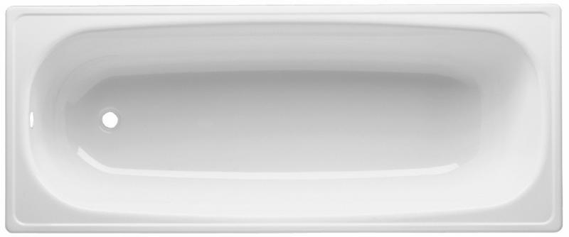 Europa 150x70 B50ESLS БелаяВанны<br>Эмалированная прямоугольная стальная ванна Europa B50ESLS с системой защиты от шума. Ванна обладает высокой прочностью к ударам. Высококачественная эмаль устойчива к химическим воздействиям, со временем не потеряет свой блеск и сохранит гладкую поверхность.<br>