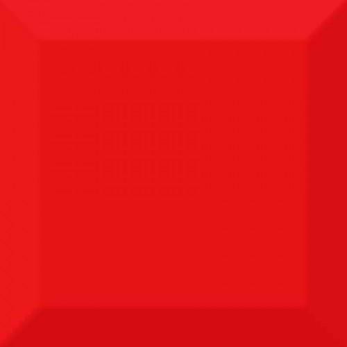 Керамическая плитка Absolut Keramika Aroma Fosker Biselado Brillo Rojo настенная 10х10 керамическая плитка absolut keramika aure cava настенная 15х45 см
