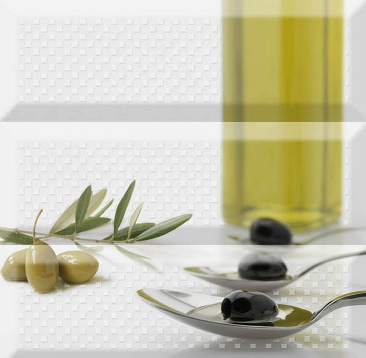 Керамический декор Absolut Keramika Olives Fluor Composicion 30х30 см