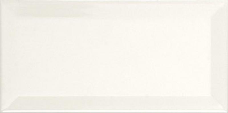 Керамическая плитка Absolut Keramika Japan Tea Monocolor Biselado Brillo Blanco настенная 10х30 керамическая плитка absolut keramika aure cava настенная 15х45 см