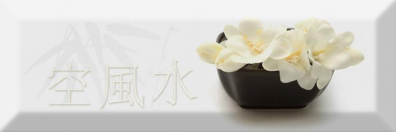 Керамический декор Absolut Keramika Japan Tea Decor 04 A 10х30