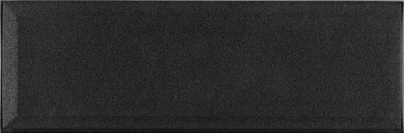 Керамический декор Absolut Keramika Glass Decor Black 10х30 см