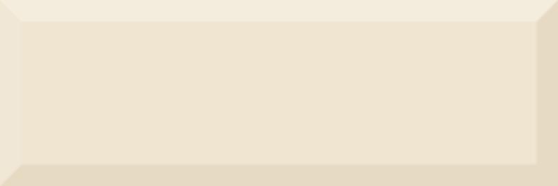 Керамическая плитка Absolut Keramika Gold Capuccino Monocolor Biselado Brillo Crema настенная 10х30 декор absolute keramika gold crema 03 decor 15x45