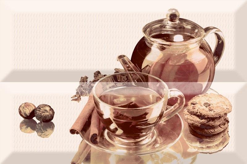 Керамическое панно Absolut Keramika Tea 01 Composicion 20х30 см