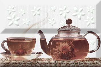 Керамическое панно Absolut Keramika Tea 02 Fosker Composicion 20х30 см
