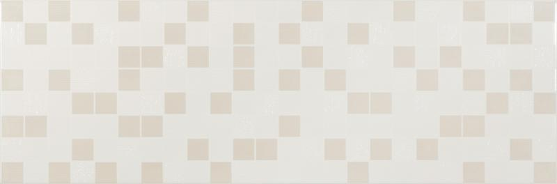 Керамическая мозаика Azuliber Gloss MCM Mosaico Gloss Crema 20х60