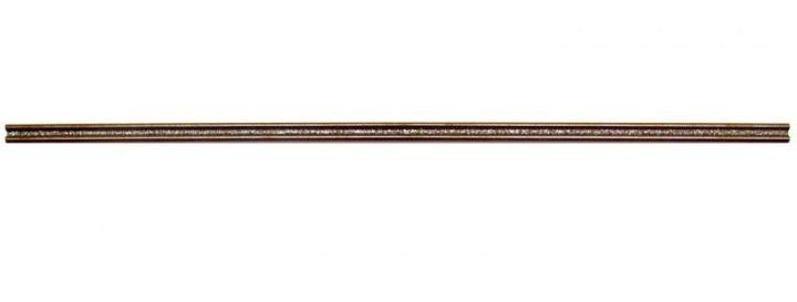 Керамический бордюр Azuliber Gloss MCM Listello L-1560 Cobre Glitter 1,5х60