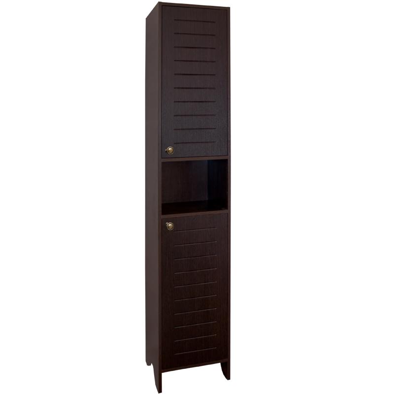Шкаф пенал Style Line Кантри 36 с нишей