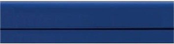 купить Керамическая плитка Cas Ceramica Cas Moldura Plana Azul бордюр 7х28 дешево