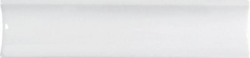 Керамическая плитка Cas Ceramica Cas Escocia Blanco бордюр - фото