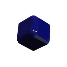 Керамическая плитка Cas Ceramica Cas Escuadra Azul вставка для угла - фото
