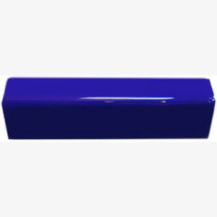 Керамическая плитка Cas Ceramica Cas Escuadra Azul уголок 5х20 керамическая плитка cas ceramica cas escuadra marron вставка для угла 5х5