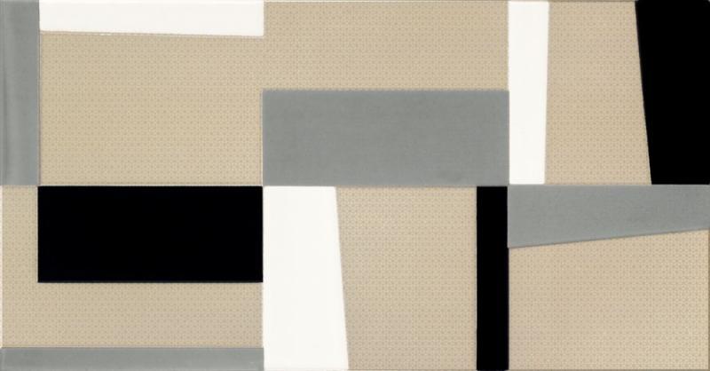 Керамический декор Fanal Cube Decor Crema - фото