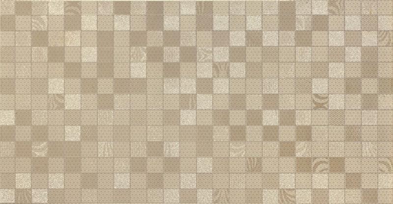 Керамическая мозаика Fanal Cube Mosaico Crema