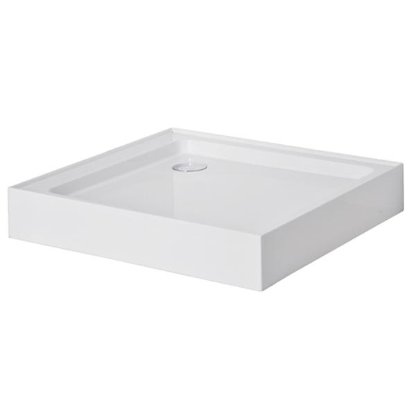 Душевой поддон Alvaro Banos Plato de Malaga C90 90x90x15 Белый цена