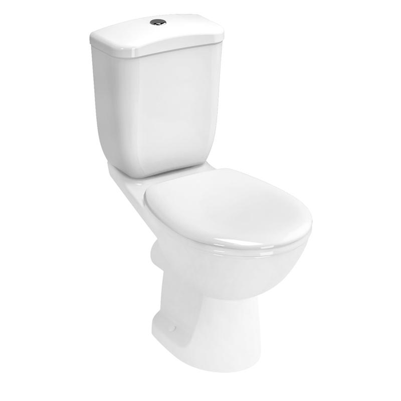 Arkitekt 6441B003-0313 БелыйУнитазы<br>Унитаз-компакт напольный Vitra Arkitekt 6441B003-0313. В комплекте: чаша для унитаза, бачок для унитаза, механизм смыва.<br>