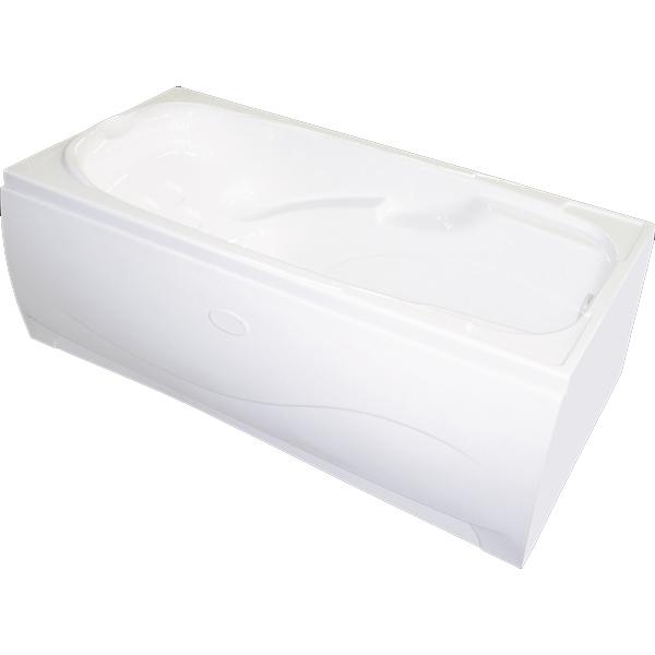 Иллюзия 168x80 без гидромассажаВанны<br>Акриловая ванна Bellrado Иллюзия 168х79,5х67,5 см прямоугольной формы, армированная.<br>Ванна изготовлена из литьевого акрила, литой лист толщиной 5 мм, и усилена стекловолокном с полиэфирными смолами. Толщина стенок – 6-7 мм. Усиливающие дно и места крепления корпуса элементы, толщина – 22-24 мм. Лицевой слой – акрил ПММА, устойчив к царапинам, УФ лучам, коррозийному и химическому воздействию, долго сохраняет блеск.<br>Ванна Иллюзия прекрасно подойдет для ванной комнаты стандартного размера.<br>В комплекте поставки:<br>акриловая чаша ванны<br>стальной каркас – надежная конструкция, профиль 25х25, толщина 1,5 см, порошковое напыление, не поддается коррозии<br>слив-перелив Vega полуавтомат<br>Уход: с использованием безабразивных мягких средств. <br>Данная ванна реставрируема (из ремонтнопригодного материала).<br>