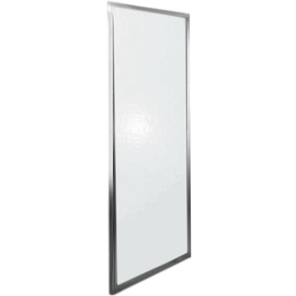 Боковая стенка для душевого уголка Huppe Aura Elegance 110 400680.092.322 Профиль хром, стекло прозрачное