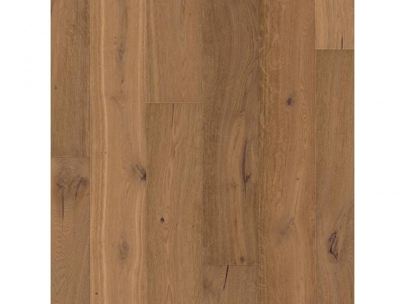 Паркетная доска Quick Step Palazzo Дуб корица экстраматовый 3096 1820х190х14мм цена 2017
