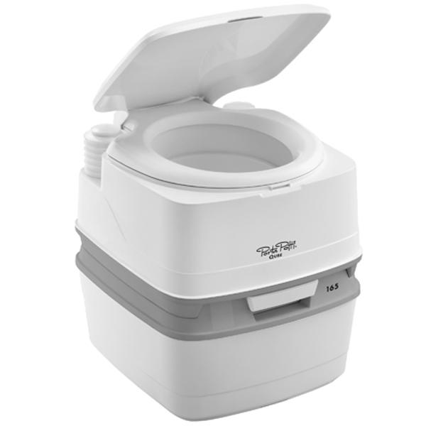цена на Биотуалет Thetford Porta Potti Qube 165 Белый