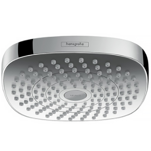 Верхний душ Hansgrohe Croma Select E 26524400 Хром верхний душ hansgrohe croma select e 180 26524000 хром