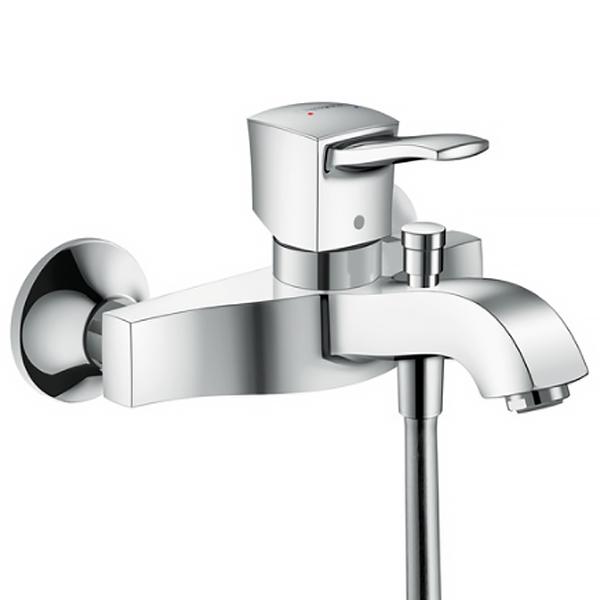 Metropol Classic 31340000 ХромСмесители<br>Смеситель для ванны Hansgrohe Metropol Classic 31340000. <br>Особенности:<br>Защита от известкового налета.<br>Совместим с проточными водонагревателями.<br>
