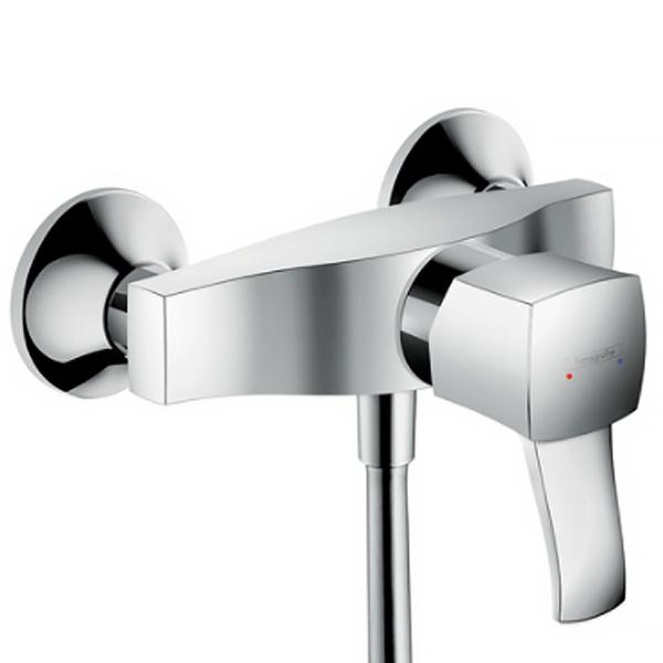 Metropol Classic 31360000 ХромСмесители<br>Смеситель для душа Hansgrohe Metropol Classic 31360000. <br>Особенности:<br>Клапан обратного тока воды.<br>Стандарт подводки: G1/2.<br>