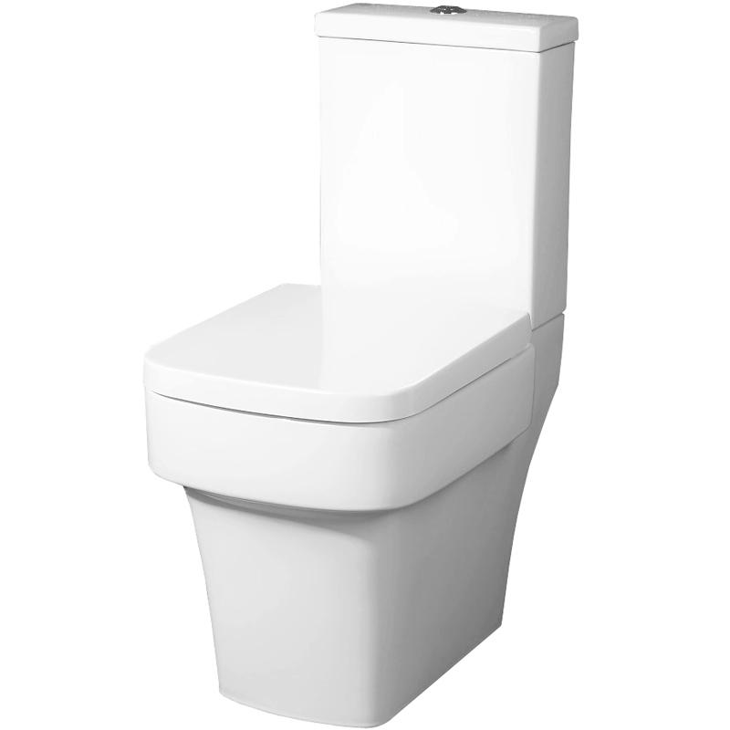 Janice P trap BB124CP без сиденьяУнитазы<br> Унитаз-компакт BelBagno Janice P trap BB124CP напольный в стиле минимализм выглядит эффектно и свежо, обеспечит простор и функциональность ванной комнаты.<br> Горизонтальный выпуск P trap.<br>Слив по всему периметру чаши.<br>Стойкость цвета на долгие годы.<br>Гладкая поверхность.<br> В комплекте поставки чаша унитаза.<br>