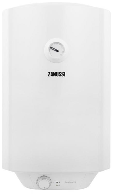 Водонагреватель накопительный Zanussi Symphony HD ZWH/S 100 белый