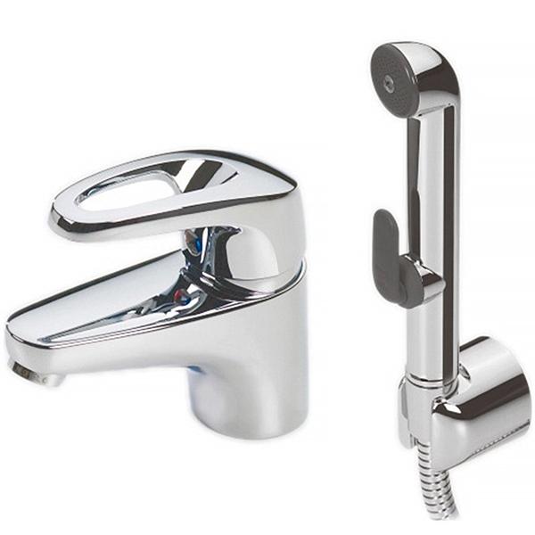 Safira 1012FJ-01 ХромСмесители<br>Смеситель для раковины Oras Safira 1012FJ-01 с гигиеническим душем.<br>Особенности:<br>Гигиенический душ с флажковым переключателем,<br>Функция ограничения температуры и напора воды,<br>Двухкомпонентная рукоятка повышенной прочности,<br>Аэратор.<br>