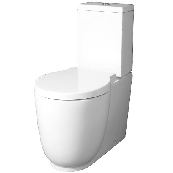 Sabrina P trap BB122CP без сиденьяУнитазы<br> Унитаз моноблок BelBagno Sabrina P trap BB122CP напольный в стиле минимализм выглядит эффектно и свежо, обеспечит простор и функциональность ванной комнаты.<br> Горизонтальный выпуск P trap.<br>Слив по всему периметру чаши.<br>Стойкость цвета на долгие годы.<br>Гладкая поверхность.<br> В комплекте поставки чаша унитаза.<br>