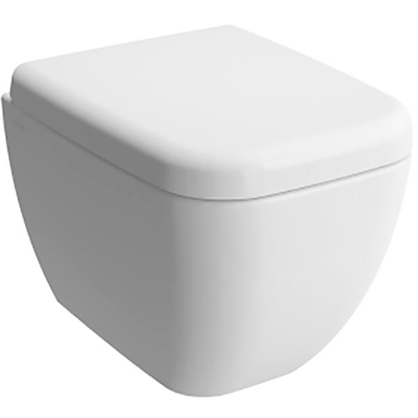 Shift 4379B003-0075 без сиденьяУнитазы<br> Унитаз Vitra Shift 4379B003-0075 подвесной.<br>Компактная модель унитаза из прочного сантехнического фарфора толщиной 18 мм.<br>Особенности: <br>Небольшие габариты позволяют существенно экономить площадь санузла, <br>Материал унитаза не впитывает грязь и сохраняет белизну долгие годы. <br>В комплекте поставки: <br>Чаша унитаза. <br>