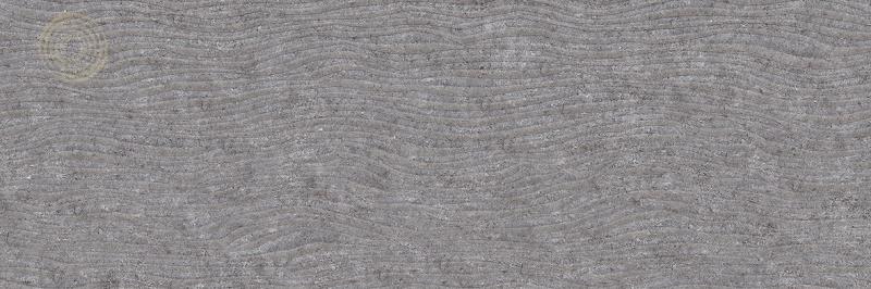 Керамическая плитка Venis Newport Park Dark Gray настенная 33,3х100 см цены