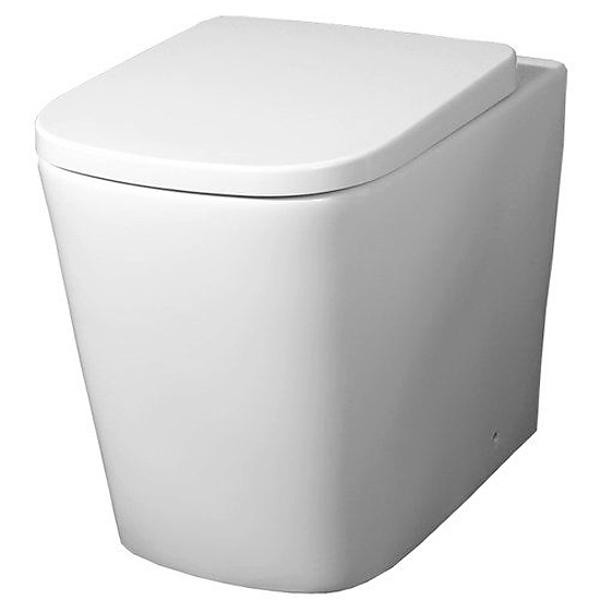 Albano P trap BB120CB  без сиденьяУнитазы<br> Унитаз BelBagno Albano P trap BB120CB приставной в стиле минимализм выглядит эффектно и свежо, обеспечит простор и функциональность ванной комнаты..<br> Горизонтальный выпуск P trap.<br>Слив по всему периметру чаши унитаза.<br>Стойкость цвета на долгие годы.<br>Гладкая поверхность.<br> В комплекте поставки чаша унитаза.<br>